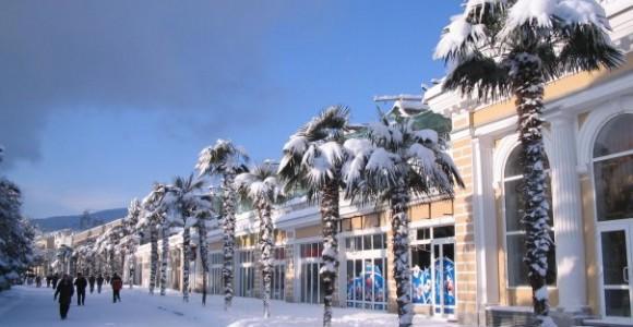 Зимова Ялта