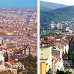 Marseille and Kosice are the European Capitals of Culture in 2013
