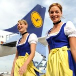 Lufthansa Offers: from Kyiv, Donetsk or Lviv to Western European cities and back – from 1810 UAH