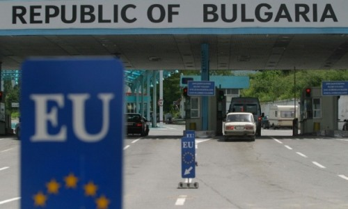 bulgaria border