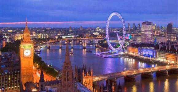 Вечерний Лондон