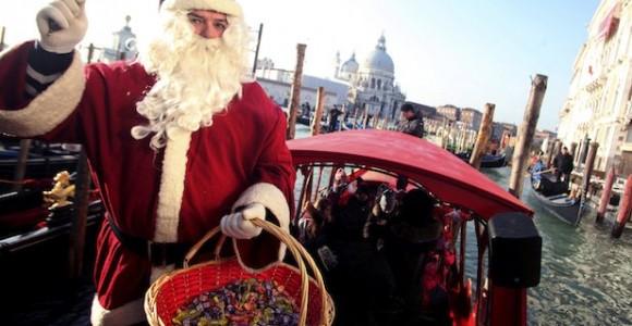 В рождественской Венеции