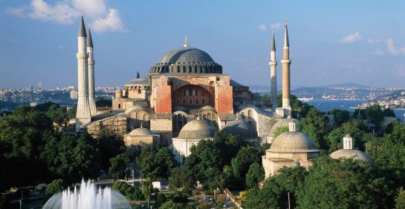 Собор Айя-Софія в Стамбулі