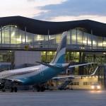 Авиакомпании Украины за год перевезли на треть больше пассажиров, а «Борисполь» побил исторический рекорд