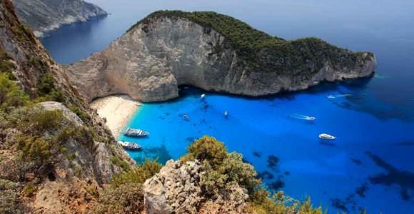 Острів Закінтос, Греція
