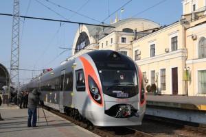 Поезд Hyundai Rotem