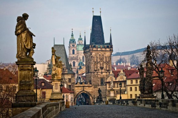 Прага чекає гостей