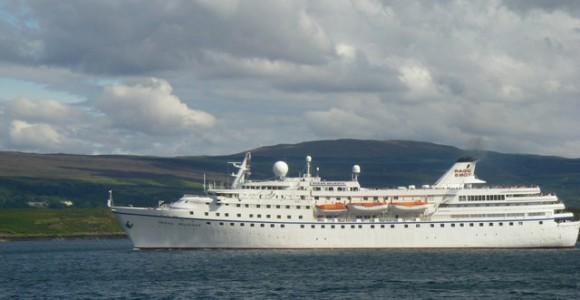 Круизный лайнер Ocean Majesty