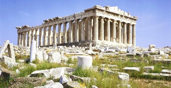Парфенон - главный храм Афинского акрополя, посвященный богине Афине Парфенос, покровительнице города и всей Аттики. Памятник древнегреческого искусства, построенный до 438 года до н. е.