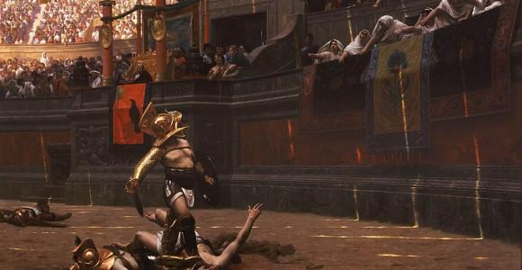 Colosseum_battle