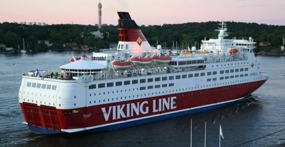 Пором Amorella круїзної компанії Viking Line