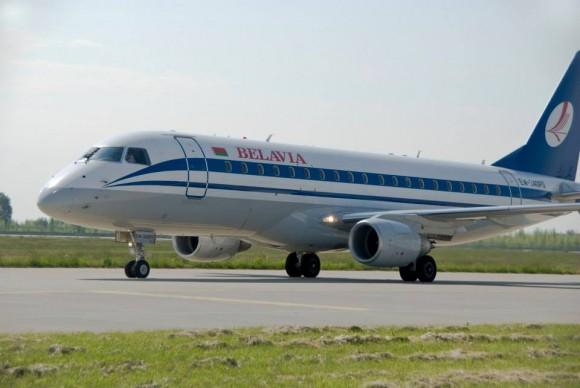 Belavia-plane