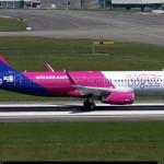Wizz Air с 1 июля закрывает один маршрут из Киева