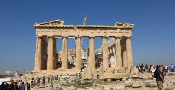 Парфенон в Афінах