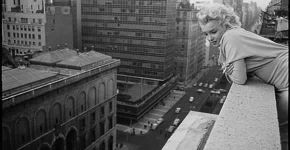 "Мерилін Монро у Нью-Йорку (готель ""Амбасадор"", березень 1955 р.)"