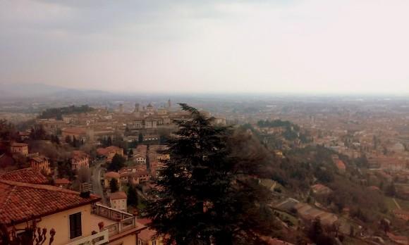 Чітта Альта. Верхнє місто Бергамо