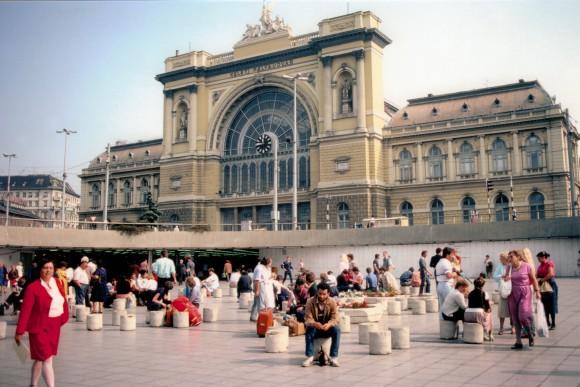 Залізничний вокзал Келеті, Будапешт