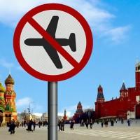 Україна нарешті закрила свій повітряний простір для транзиту російських літаків