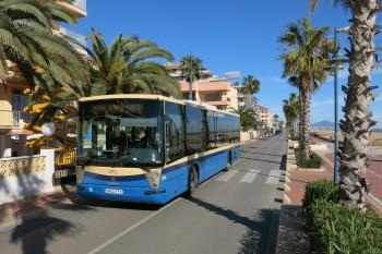 Автобус Бенікарло-Пеніскола