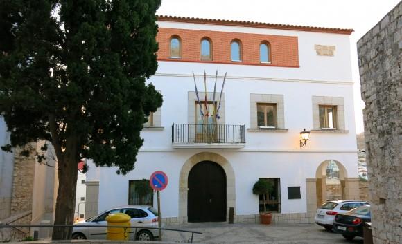 Мерія Пенісколи також розташована в старому місті