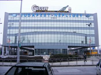 Автовокзал Неплігет у Будапешті