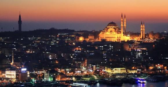 Стамбул. Фото Олексія Шевченка