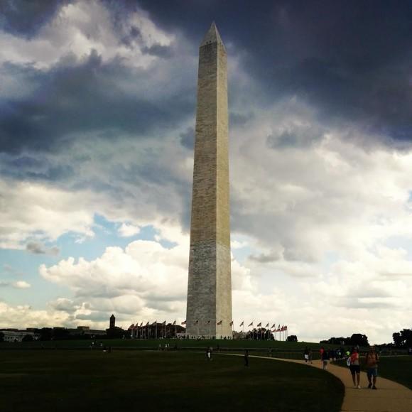Монумент Вашингтона в місті Вашингтон, округ Колумбія