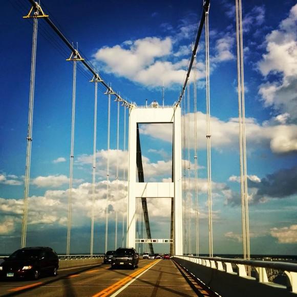 По дорозі до Вашингтона і на Атлантичне узбережжя