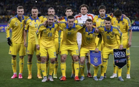 Збірна України з футболу 2015. REUTERS Gleb Garanich
