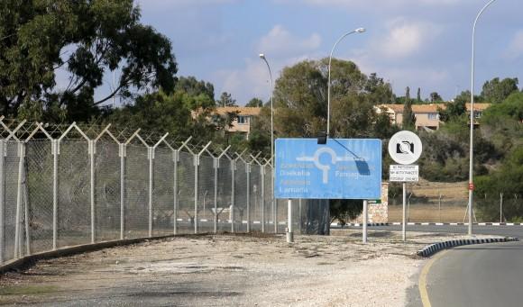Dekelia SBA - Cyprus (2)