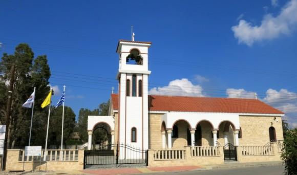 Кіпрська церква в анклаві Ормідія