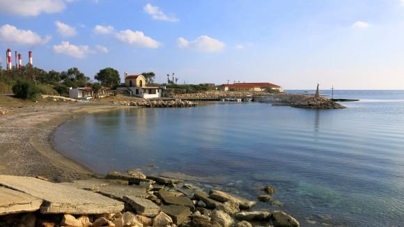 Dekelia SBA beaches - Cyprus (1)