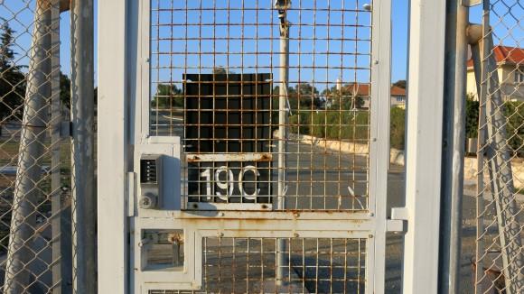 Dekelia SBA gate - Cyprus (6)