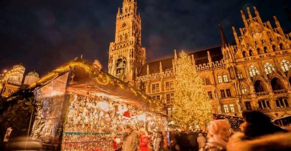 Різдвяний ярмарок у Мюнхені