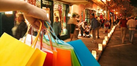 Xmass Shopping Italy