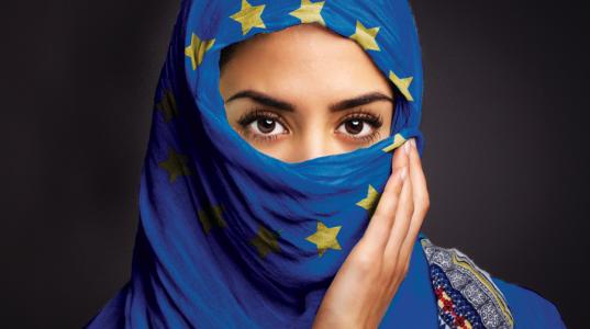 muslim_eu women paranhah