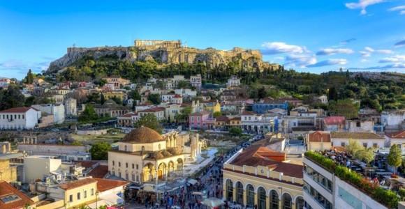 Афіни з Акрополем