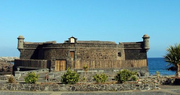 Canary Islands — Castillo_de_San_Juan_Bautista-Santa_Cruz_de_Tenerife