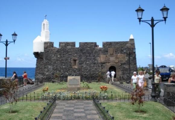 Замок Сан-Мігель на Тенеріфе