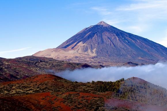 Вулкан Тайде