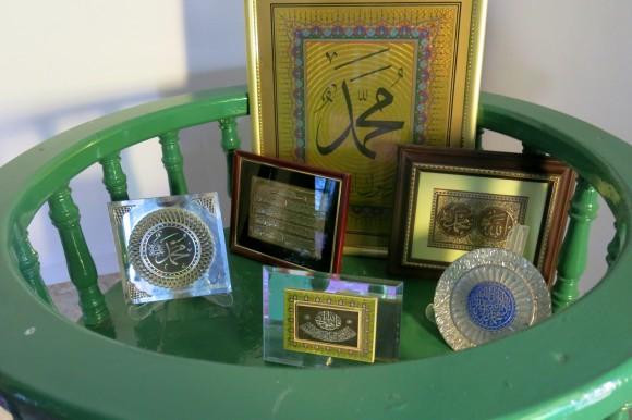 Larnaca Solt Lake - walk around - mosque Tekke (15)