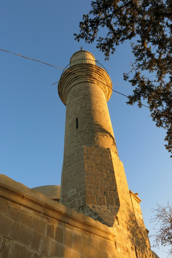Larnaca Solt Lake - walk around - mosque Tekke (19)