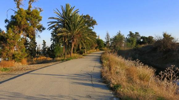 Larnaca Solt Lake - walk around - mosque Tekke (3)