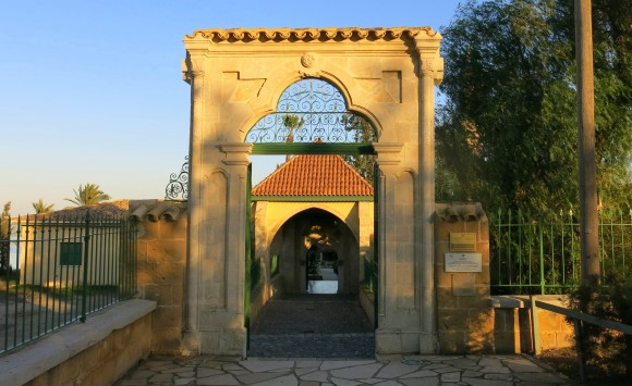 Larnaca Solt Lake - walk around - mosque Tekke (7)