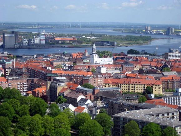 Ольборг, Данія. Фото Tomasz Sienicki/Wikimedia