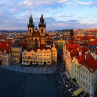 День Валентина в Празі: поїздом із Києва – лише 70 євро туди й назад