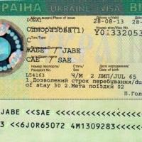 Іноземці зможуть в'їхати в Україну за електронною візою