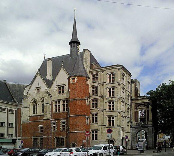 Lille_Palais_Rihour