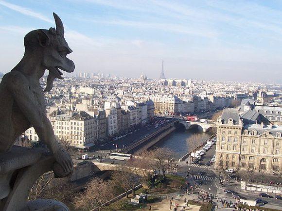 Paris-Notre-Dame-view