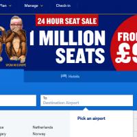 Відповідь Ryanair на Brexit: 1 мільйон квитків за ціною від 10 євро. Є хороші курортні варіанти для українців